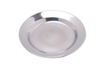 Kiwi Camping - Stainless Steel Plate 24cm-tableware-Living Simply Auckland Ltd