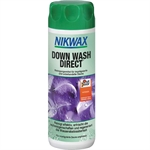 Nikwax - Down Wash Direct 300mL-care products-Living Simply Auckland Ltd