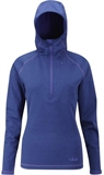 Rab - Nucleus Hoody Women's-fleece-Living Simply Auckland Ltd