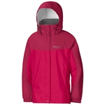 Marmot - Precip Jacket Girl's-waterproof shells-Living Simply Auckland Ltd