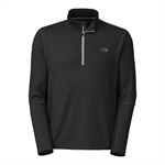 The North Fce - Kilowatt 1/4 Zip Men's-shirts-Living Simply Auckland Ltd