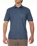 Vigilante - Lares Short Sleeve Shirt Men's-shirts-Living Simply Auckland Ltd