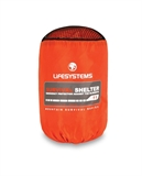 Lifesystems - Survival Shelter 2 person-navigation & safety-Living Simply Auckland Ltd