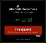 Absolute Wilderness - The Beans 350g-1 serve meals-Living Simply Auckland Ltd