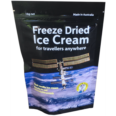 Science and Nature - Freeze Dried Icecream 16g