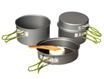 Domex - Anodised 4 Piece Cook Set-equipment-Living Simply Auckland Ltd