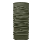 Buff - Lightweight Merino Solid Forest Night-neck wear-Living Simply Auckland Ltd