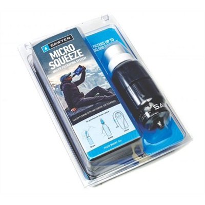 Sawyer - Micro Squeeze Water Filter