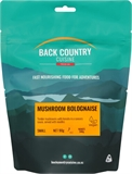 Backcountry Cuisine - Mushroom Bolognaise 1 Serve-food-Living Simply Auckland Ltd