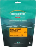 Back Country Cuisine - Roast Beef and Vegetables 2 Serve-2 serve meals-Living Simply Auckland Ltd