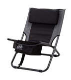 Kiwi Camping - Event Chair with Cooler Bag-equipment-Living Simply Auckland Ltd