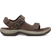 Teva - Tanway Men's Leather Sandal-sandals-Living Simply Auckland Ltd
