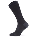 Sealskinz - All Weather Mid Length Sock w/ Hydrostop-socks-Living Simply Auckland Ltd