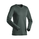 Earth Sea Sky - Power Wool L/S Men's-baselayer (thermals)-Living Simply Auckland Ltd