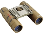 Tasco - Essential Binoculars 10x25mm Brown Camo-navigation & safety-Living Simply Auckland Ltd