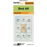 LINZ Topo50 - BY15 Birch Hill-maps-Living Simply Auckland Ltd