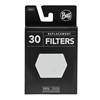 Buff - P Filter Packs Replacements 30 Adult Size-clothing-Living Simply Auckland Ltd