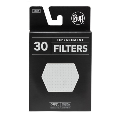 Buff - P Filter Packs Replacements 30 Adult Size