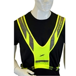 Fitletic - GLO Reflective Safety Vest-navigation & safety-Living Simply Auckland Ltd