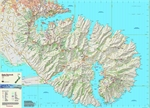 NewTopo - Banks Peninsula Map-maps-Living Simply Auckland Ltd