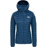 The North Face - Womens Thermoball Eco Hoodie-softshell & synthetic insulation-Living Simply Auckland Ltd